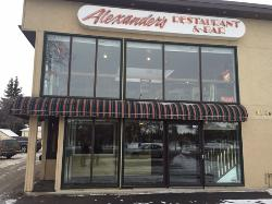 Alexander's Restaurant & Bar