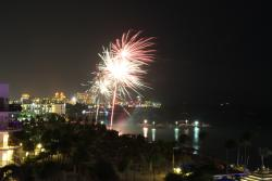 New Years Eve from the 8th floor