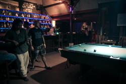 Billiard tables @ CP LOUNGE