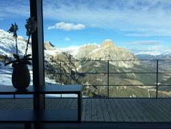 Piz Boe' Alpine Lounge
