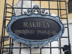 Makiety Dawnego Poznania