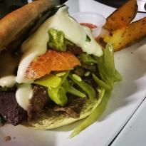 Latin Sandwich & Pisco Bar