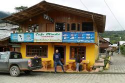 Cacao Mindo