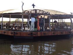 The Raft Floating Restaurant