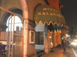 Restaurante de Hotel Salmones