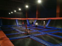 Sky Zone Indoor Trampoline Park