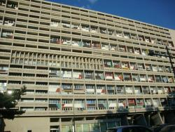 Unite d'habitation, Le Corbusier