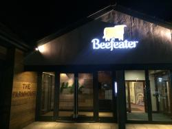 Farmhouse Beefeater