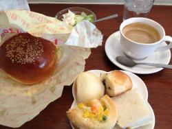 Shinbashi Bakary Cafe Mita