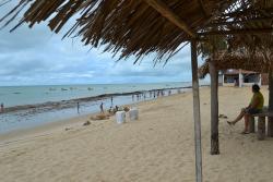 Enxu Queimado Beach