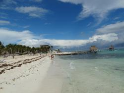 Beach @ Grand Mayan