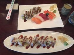 Be Wok & Sushi