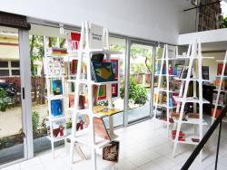 Tara Books Book Building