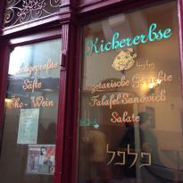 Kichererbse-Imbiss