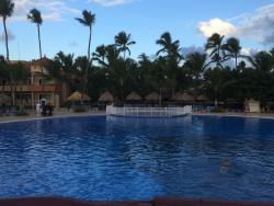 Beach pool at Grand Bahia Principle Punta Cana