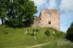 Aizpute Castle
