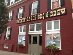 Smokin' Eagle BBQ & Brew