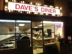 Dave's Eat-Rite Diner