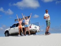Sandboarding Cape Town