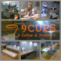 9 Cups Coffee & Roastery
