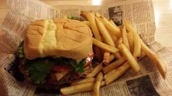 Jake's Wayback Burger