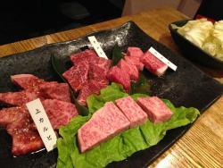 Yakiniku (Grilled meat) Fukuwarai