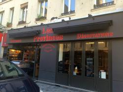 Les Provinces boucherie-restaurant