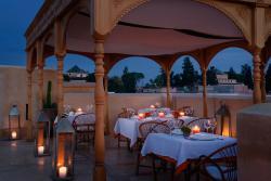 La Table Du Riad at Riad 72