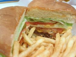 Liquor Burger