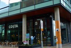 Costa Coffee - Media City UK