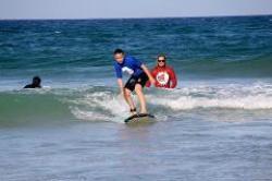 冲浪、帆板与风筝冲浪