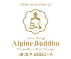 Alpine Buddha