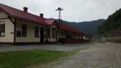 Matewan Depot Replica and Museum