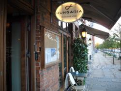 Hungaria Restaurant & Winebar