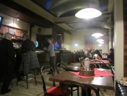 Smoke-free bar and restaurant