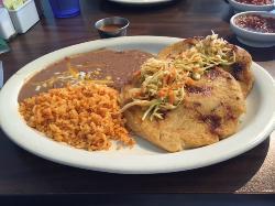 Rivera's Salvadorian Tex Mex
