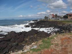 Costao dos Naufragos Beach (Barra Velha)