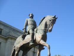 Wade Hampton Statue