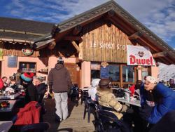 Restaurant d'Altitude Le Saint S'O