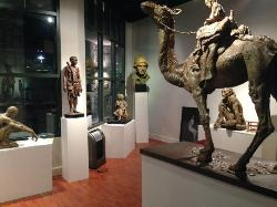 James Stewart Sculpture Gallery
