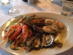 The Reef Steak and Seafood Restaurant