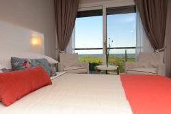Dormitorio principal, departamento para 6 personas Premium.