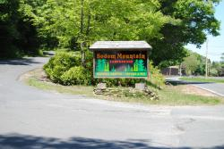 Sodom Mountain Campground