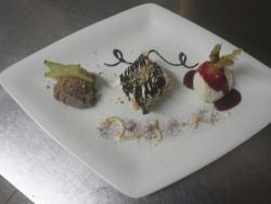Dessert  Silvester