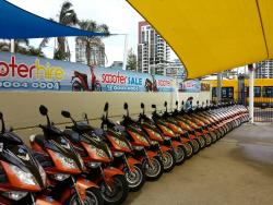 Scooter Hire Gold Coast