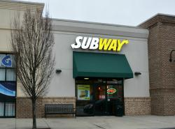 Subway Huntersville