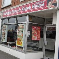 Delights Pizza and Kebab House