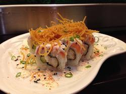 Sushi Cage Restaurant