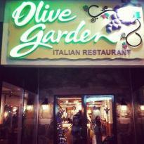 Olive Garden - Dubai