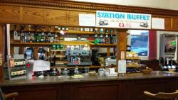 Manningtree Station Buffet